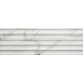 CAMARMO WHITE GROOVE 28,5x88,5